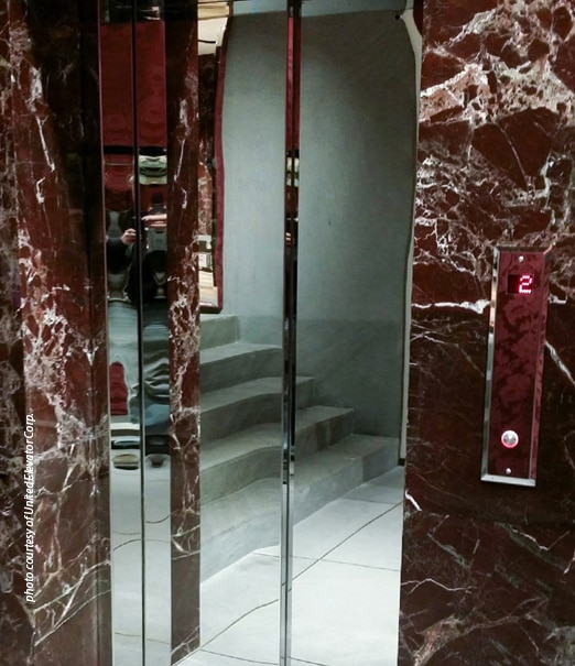 Savaria with Mirror Doors