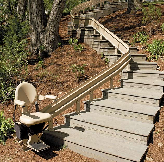 Bruno Elite Commercial Stair Lifts