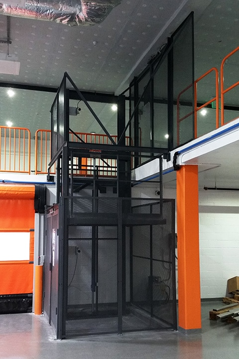 PFlow Hydraulic Vertical Lifts - D Series