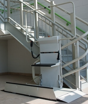 Savaria Inclined Platform Lifts