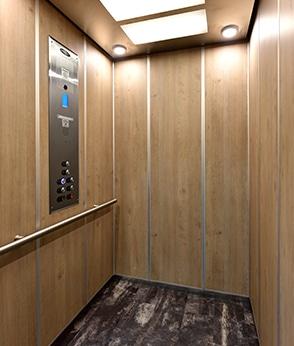 Savaria Orion17 Elevator