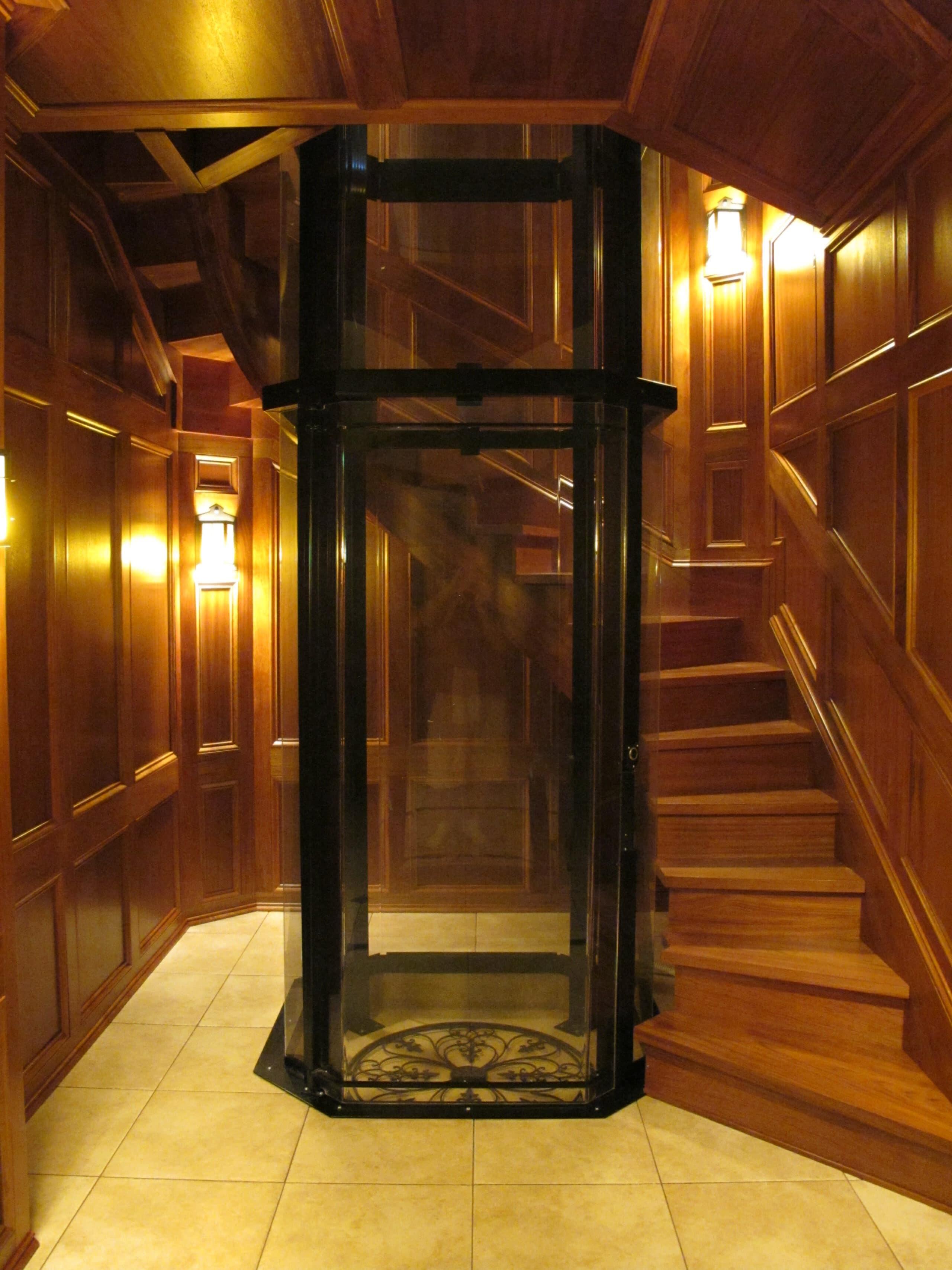 Savaria Vuelift Luxury Home Elevator