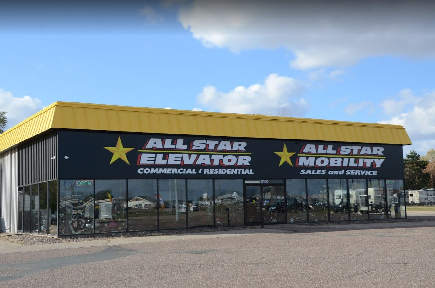 All Star Elevator, LLC - Chippewa Falls